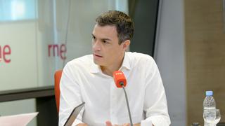 """Las mañanas de RNE - Pedro Sánchez: """"Votar a los extremos es un ejercicio de inutilidad"""""""
