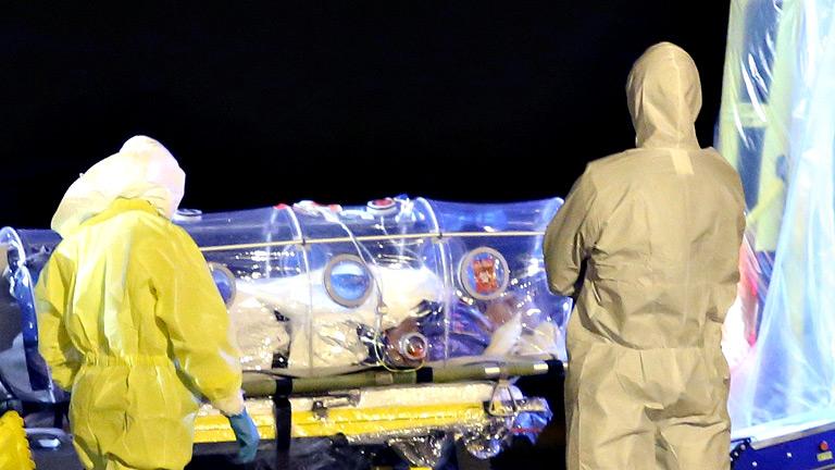 Una sanitaria española, contagiada por el virus del ébola