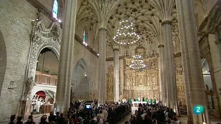 El día del Señor - Barbastro (Huesca)