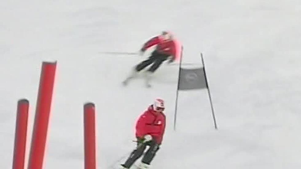 Santacana y Galindo, un tándem para triunfar en el esquí paralímpico
