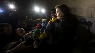 Santamaría reitera que el Gobierno no negociará el referéndum y Junqueras asegura que la consulta se hará