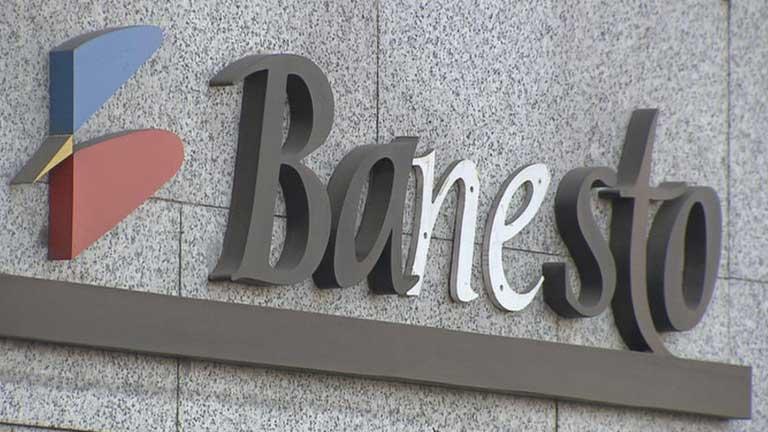 El santander absorber banesto que desaparece como marca for Banesto oficinas