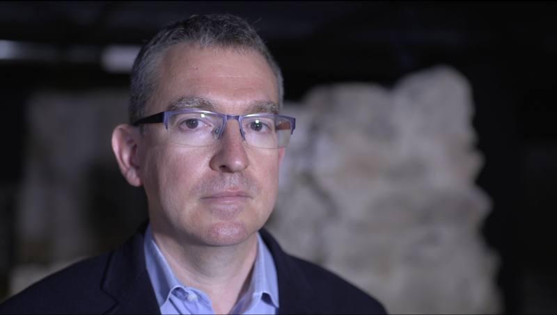 Santiago Posteguillo cierra su trilogía sobre Trajano con
