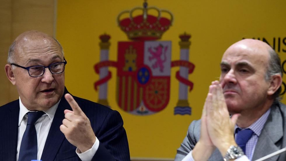 """Sapin y De Guindos insisten en que """"no hay un plan B para Grecia"""""""