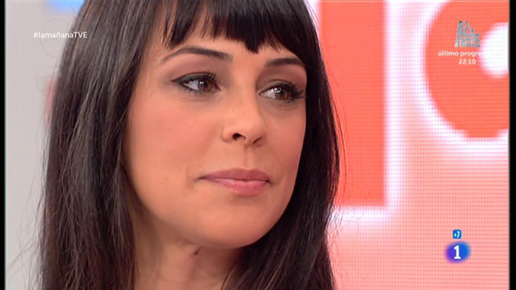 Sara Casasnovas feliz tras la deportación de su agresor
