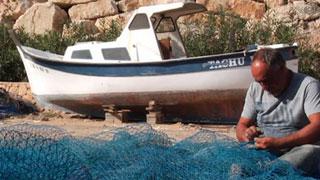 Aquí la Tierra-Los sastres de las redes del mar