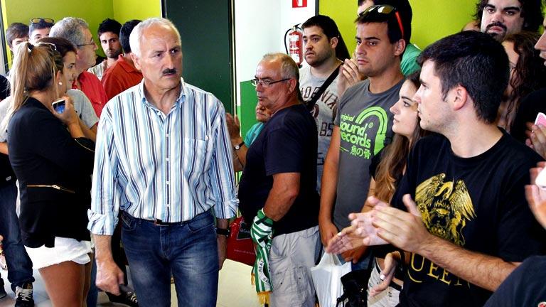 Satisfación en Santander y Miranda tras la reunión de la LFP