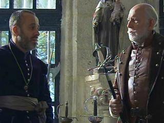 Águila Roja - Sátur no está de acuerdo con el duque de Alba