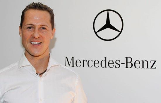 Schumacher, el regreso del 'Kaiser'