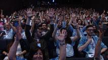 Ir al VideoSe celebra en Madrid el Festival de Cortos en Lengua de Signos