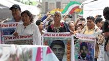 Ir al VideoSe cumple un año de la desaparición de los 43 estudiantes en México