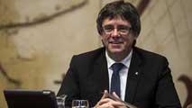Ir al VideoSe cumple un año desde que Artur Mas cediese el testigo a Carles Puigdemont