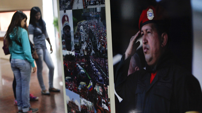 Se cumple un mes de la muerte de Hugo Chávez