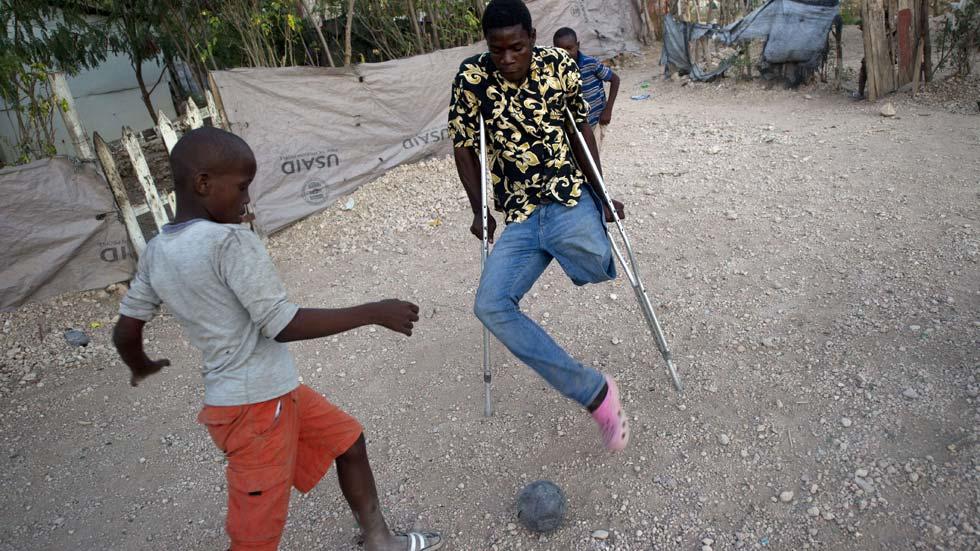 Cinco años del terremoto, las ONG siguen trabajando en Haití