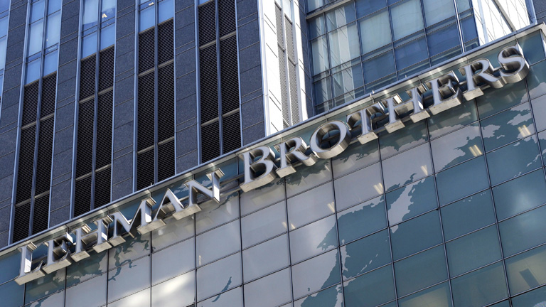 Se cumplen cuatro años del hundimento del banco Lehman Brothers