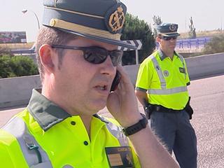 La Guardía Civil se entrena para comunicar malas noticias