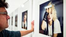 Ir al VideoSe exponen en Málaga fotos de Madonna