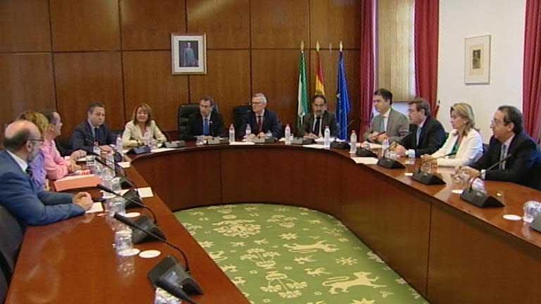 Se forma la Comisión de los ERE en Andalucía