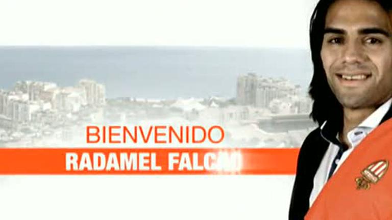 Se hace oficial la marcha de Falcao al Mónaco