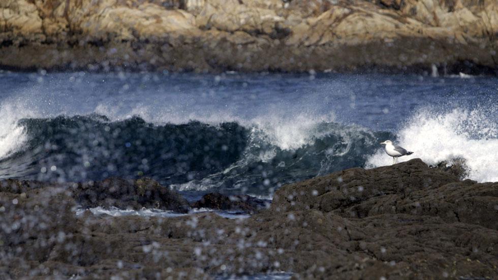 Se mantienen las lluvias y el viento fuerte en Galicia