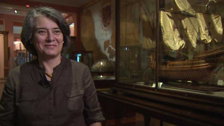"Matilde Asensi lanza al mercado editorial ""La conjura de Cortés"""