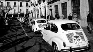 El Seat 600 cumple sesenta años en el mercado automovilístico