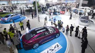 SEAT se lanza a la conquista del mercado chino