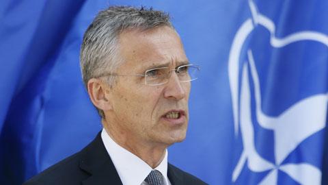 """Ir al VideoEl secretario general de la OTAN: """"Corea del Norte es requiere una respuesta global"""""""