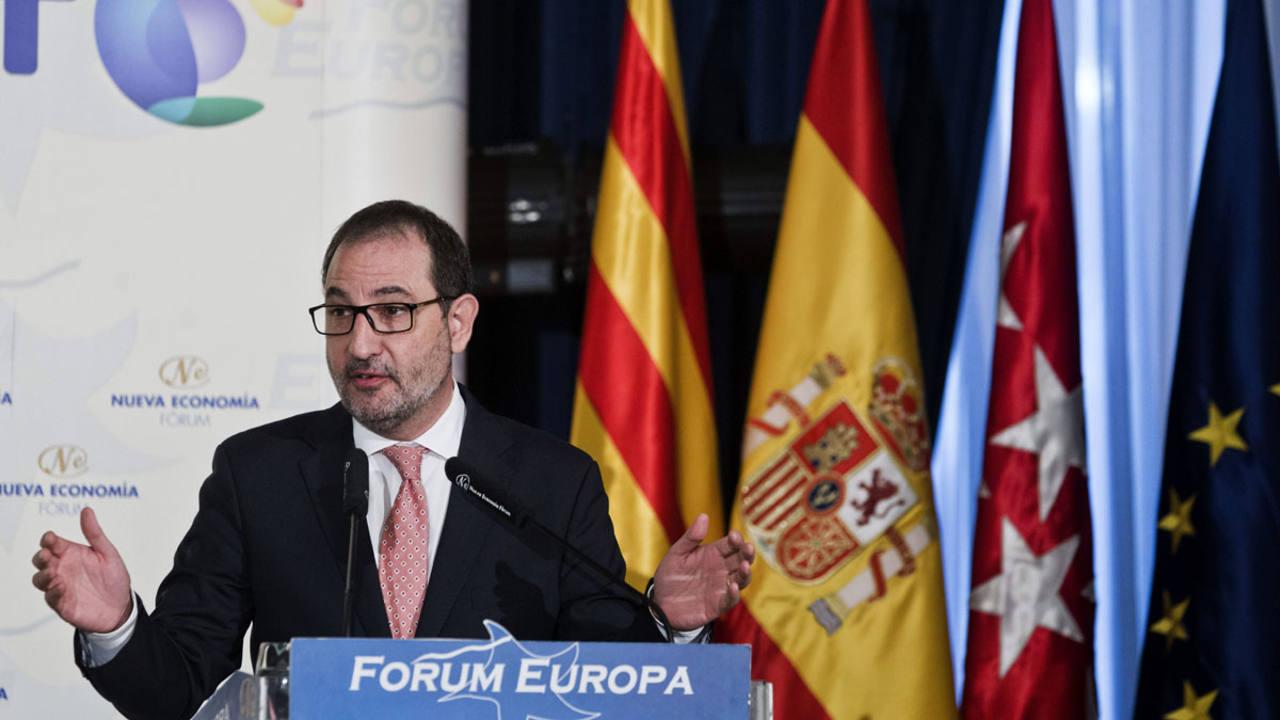 El secretario general de Unió Democràtica de Catalunya Ramón Espadaler