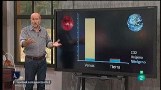 A punto con La 2 - Espacio y ciencia - Los secretos de Venus