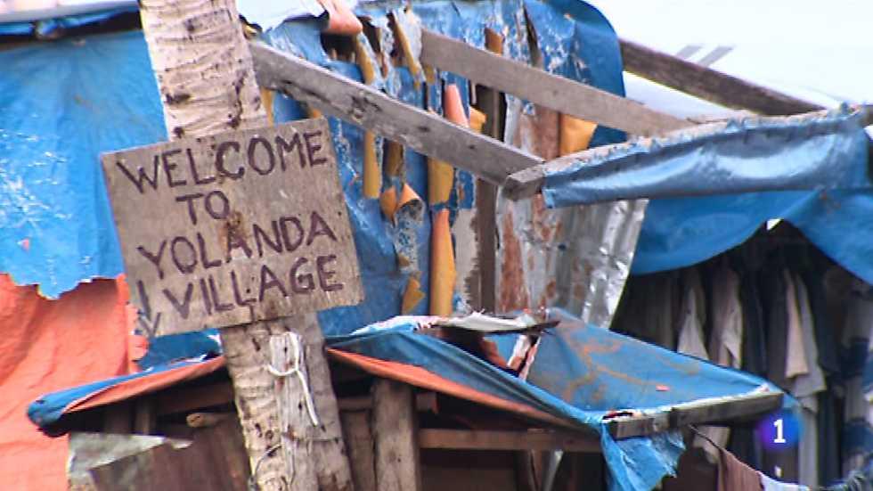 Informe Semanal - Las secuelas de Yolanda