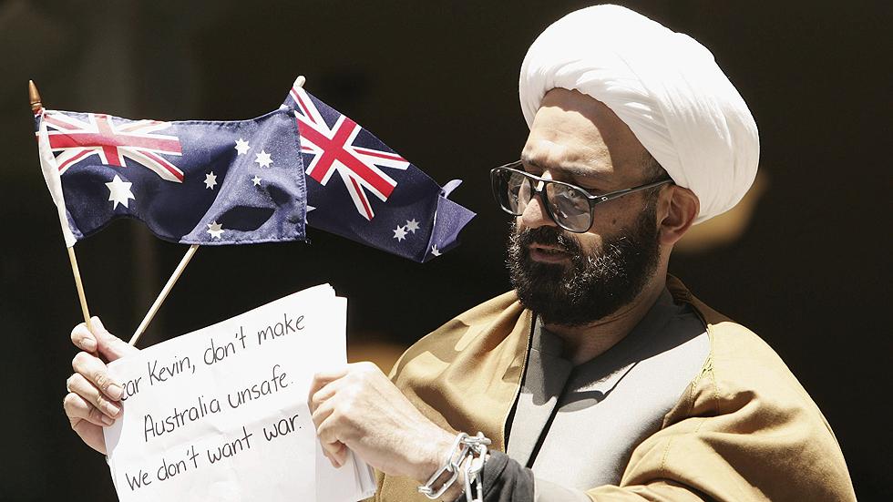 La Policía identifica al secuestrador de Sídney como Man Monis, un clérigo musulmán iraní