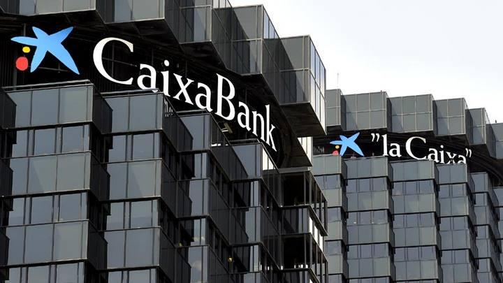 Sede de Caixabank en la Avenida Diagonal de Barcelona