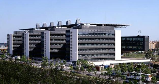 La sede de Endesa en Madrid