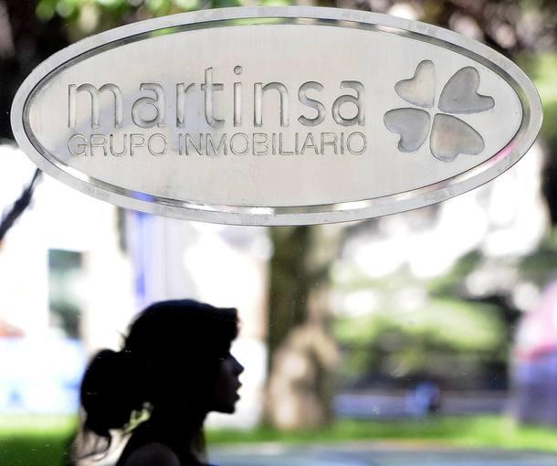 Una sede de Martinsa Fadesa en Madrid