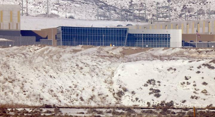 Sede de la NSA en Bluffdale, Utah