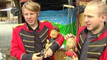 Ir al VideoSegovia acoge el festival Titirimundi que regresa lleno de magia, humor e ilusión