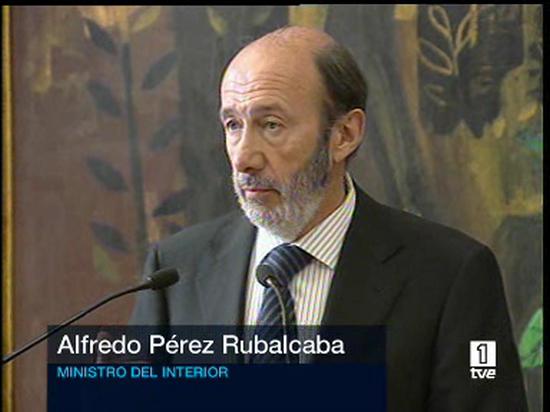 Ver vídeo  'Según Rubalcaba ETA trata de reforzar la unidad interna'