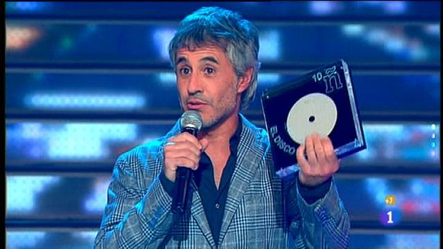 Disco del año 2010 - Segunda parte