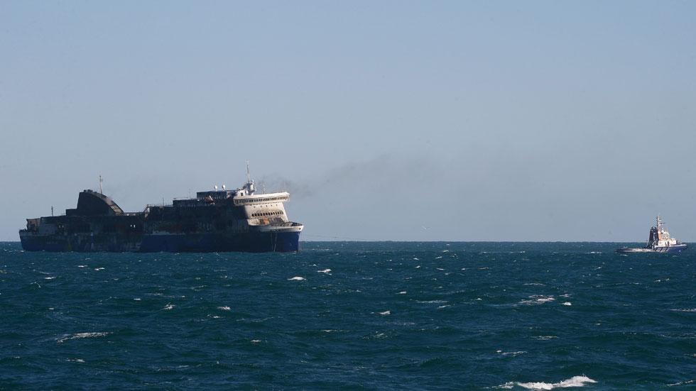 Segundo carguero abandonado a la deriva en costas italianas