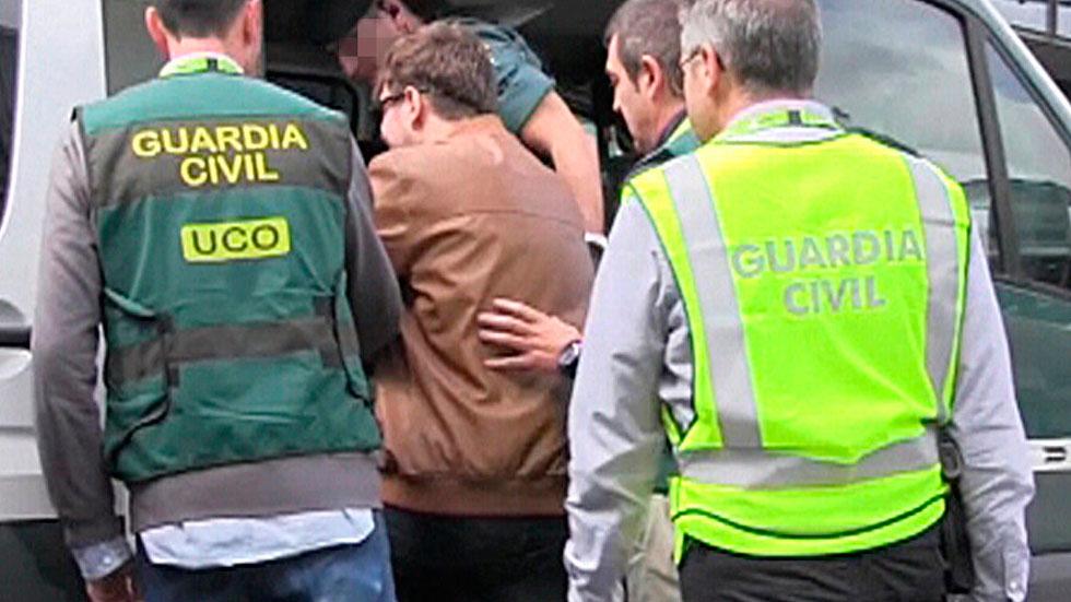 Segundo día de prisión para Patrick Nogueira, el autor confeso del crimen de Pioz