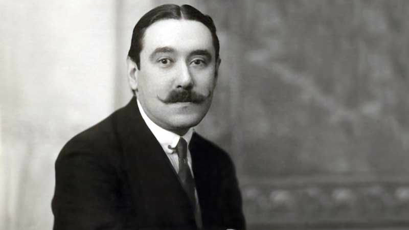 Rescatamos el centenario de joaqu n turina for Carles mesa radio nacional