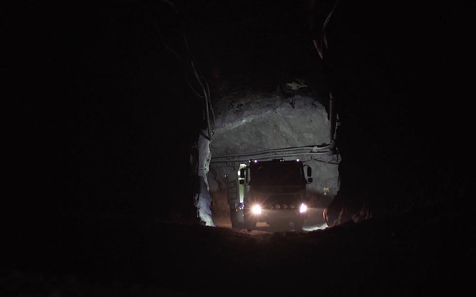 'Seguridad Vital' - Camión autónomo en Suecia