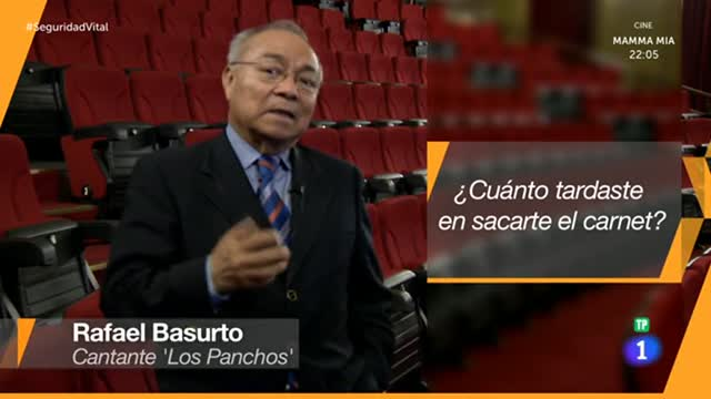 'Seguridad Vital' - 'Cuestionario' - Rafael Basurto de Los Panchos