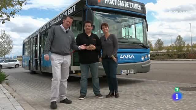 'Seguridad Vital' - 'Laboratorio' - Autobús urbano