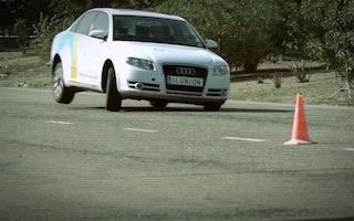 'Seguridad Vital' - 'Laboratorio'  - Conducir con ESP y sin él