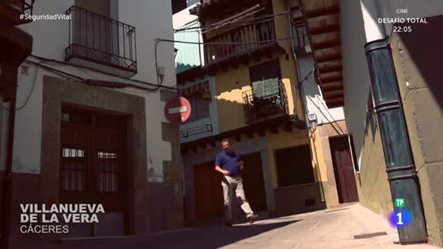 'Seguridad Vital' - Peatones tecnológicos