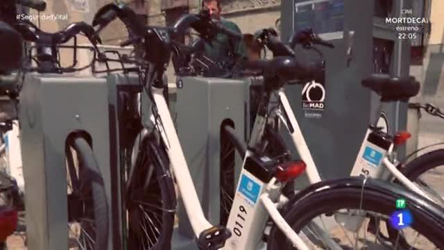 'Seguridad Vital' - 'Radar' - Infracciones bicicletas