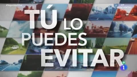 'Seguridad Vital' - 'Tú lo puedes evitar' - Domingo Mejías
