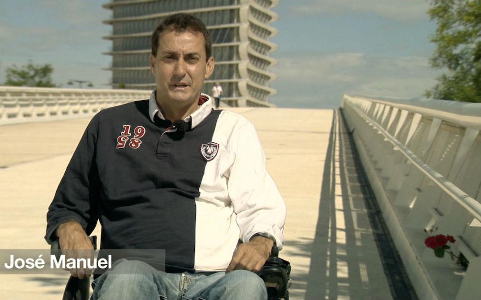 'Seguridad Vital' - 'Tú lo puedes evitar' - José Manuel